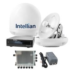 Intellian i3 US System US & Canada TV Antenna System & SWM-30 Kit