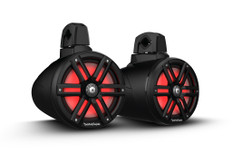 "Rockford Fosgate M2wl-8b 8"""" Color Optix Wake Tower Black Speaker"