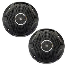 Jbl Ms-6520 Black Bulk Speaker Pair No Wire Or Screws