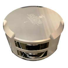 Lopolight Tri-Color Navigation Light w/Anchor Light & Strobe - 2nm - 0.7M Cable - Silver Housing