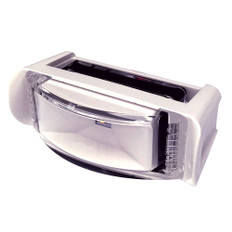 Lumitec Contour Series Inset Navigation Light - Stern White