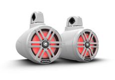 """Rockford Fosgate M2wl-8 8"""""""" Color Optix Wake Tower White Speaker"""