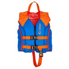 Onyx Shoal All Adventure Child Paddle & Water Sports Life Jacket - Orange