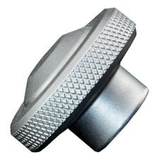 PTM Edge KNB - 100 Replacement Knob - Titanium Grey