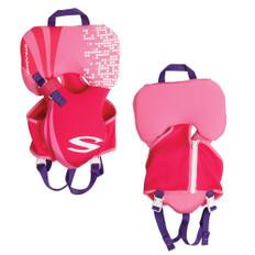 Stearns Infant Hydroprene Life Vest - Pink - Under 30lbs