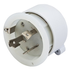 Hubbell Hbl303int Replacement Interior 30a 125v