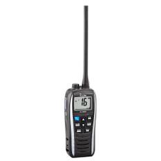 Icom M25 Handheld Floating VHF Marine Radio - Pearl White