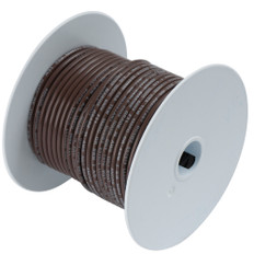 Ancor Brown 16 AWG Tinned Copper Wire - 1,000'