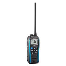 Icom M25 Handheld Floating VHF Marine Radio - Marine Blue