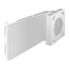 """Minn Kota S54 White Jack Plate Adapter For Raptor Starboard 5"""""""" Setback 4"""""""" Rise"""