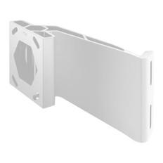 """Minn Kota P54 White Jack Plate Adapter For Raptor Port 5"""""""" Setback 4"""""""" Rise"""