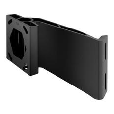 "Minn Kota P54 Black Jack Plate Adapter For Raptor Port 5"""" Setback 4"""" Rise"