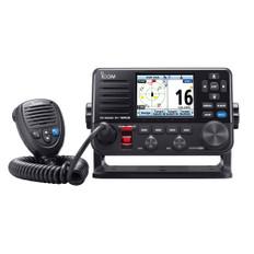 Icom M510 VHF Radio w/Wireless Smart Device Operation - Black