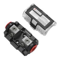 T-Spec VDMANL DUAL Mini-ANL Fuse Holder - 1/0 to 4/8 AWG