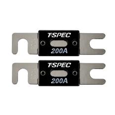T-Spec V8 Series 200 AMP ANL Fuse - 2 Pack
