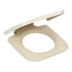 Dometic Seat Lid & Seat f/960 Series Portable Toilet - Parchment