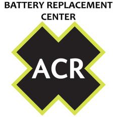 ACR BRC 1098.1NH Battery Replacement Service - GlobalFix Class 2 Non-Hazmat