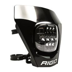 RIGID Industries Adapt XE Number Plate - Black