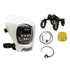 RIGID Industries Adapt XE Extreme Enduro LED Moto Kit - White