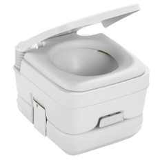 Dometic 962 Portable Toilet - 2.5 Gallon -Grey