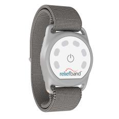 Reliefband Sport Anti-Nausea Wristband - Grey