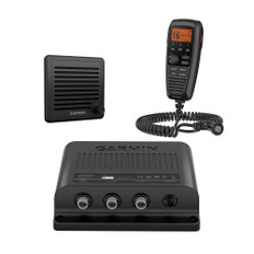 Garmin VHF315 VHF Radio Black