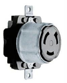 Hubbell HBL63CM70 Receptacle 50A 125V