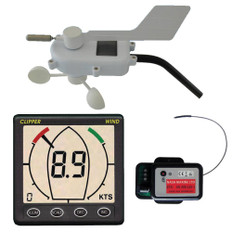 Clipper Wireless Wind System Complete w/Display