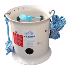 Ice Eater by The Power House 1HP Ice Eater w/100' Cord - 115V