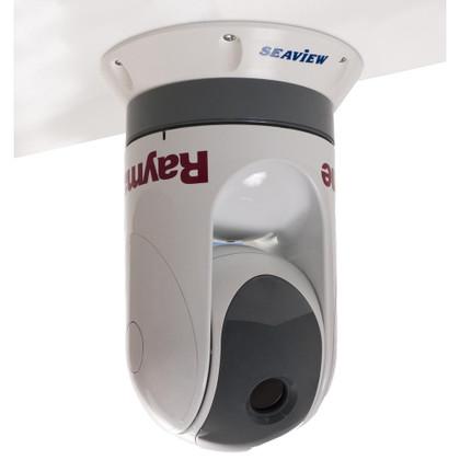 Seaview 1.5 Thermal Camera Top Down Riser Mounts Veritcal or Upside Down f/FLIR M-Series & Raymarine T-Series