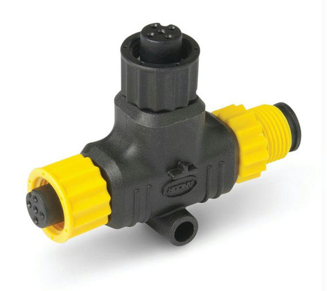 Ancor 270101 NMEA 2000 Single Tee Connector