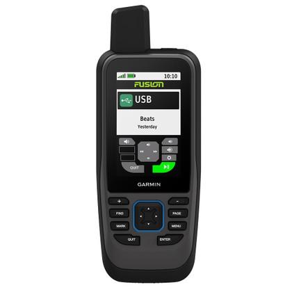 Garmin GPSMAP 86sc Handheld GPS w/BlueChart g3 Coastal Mapping