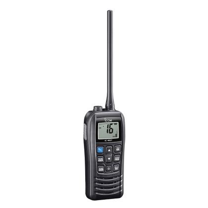 Icom M37 VHF Handheld Marine Radio - 6W