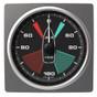 "Veratron 4-3/8"" (110mm) AcquaLink Apparent Wind Angle 360 - 12/24V - Black Dial & Bezel"