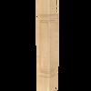 "34-1/2"" Bungalow Kitchen Island Post Leg"