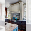 "35-1/4"" Roman Classic Kitchen Island Leg - BW230210"