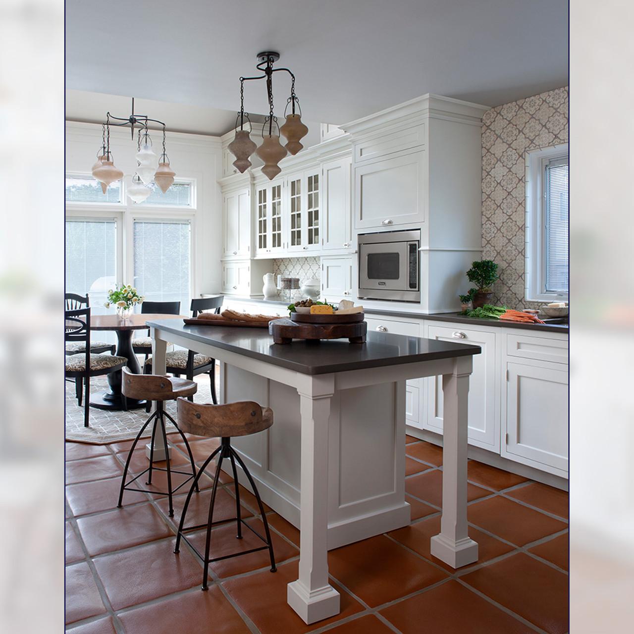 35 1 4 Metro Kitchen Island Table Leg Bw090215