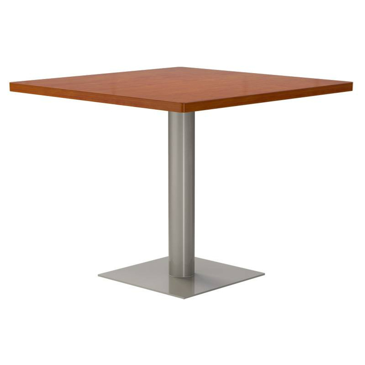 Picture of: Low Profile Square Pedestal Table Base 187x