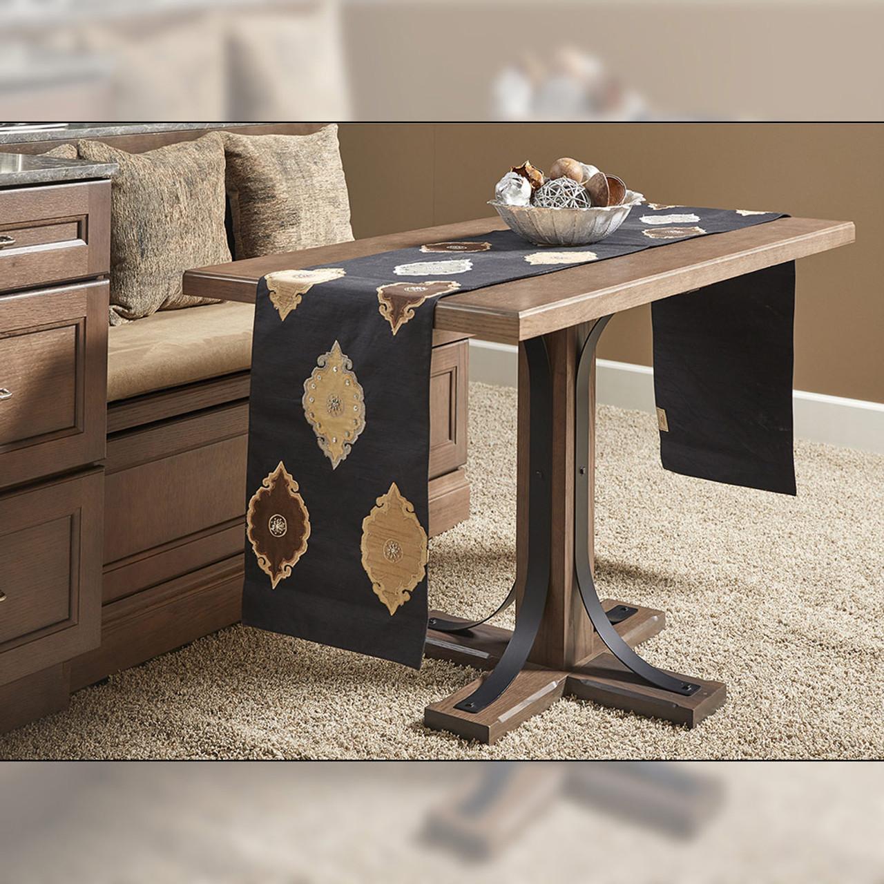 4 Lexington Table Pedestal Base Bw624090