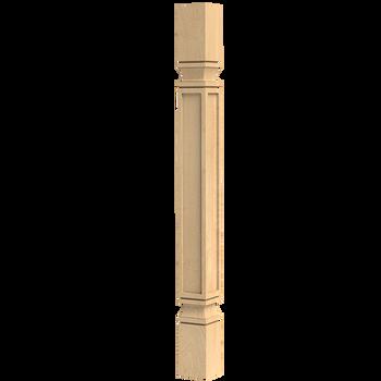 """42-1/4"""" Bungalow Bar Post Leg"""