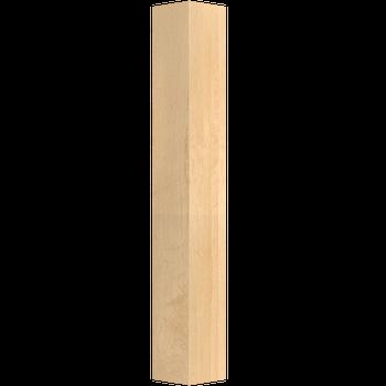 """42-1/4"""" x 5"""" Square Wood Post Leg"""