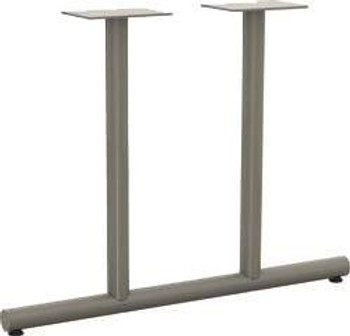 Bolted Dual Column T-Base