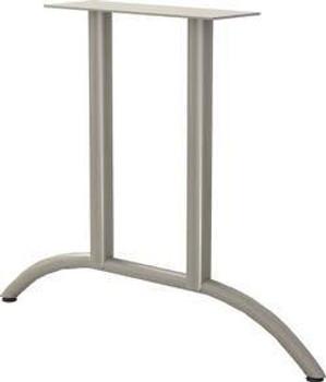 Arched Dual Column T-Base