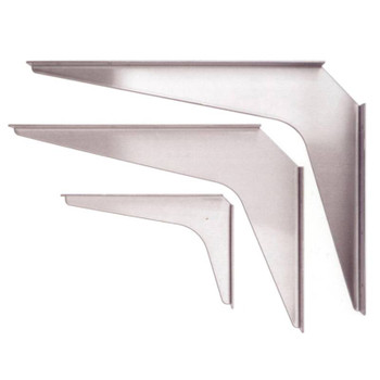 Stainless Steel Shelf Brackets