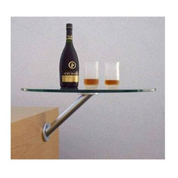 45 Degree Angled Bar Console Post