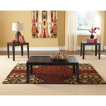 Signature Design by Ashley Birstrom 3 Piece Occasional Table Set