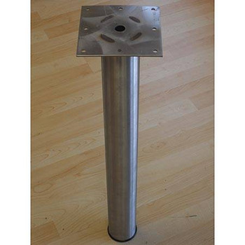 Stainless Steel Post w/ Footring