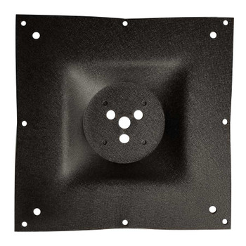 """Larger 10"""" x 10"""" Mounting Plate for table legs and table bases"""