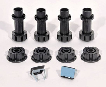 Plastic Levelers with ABS Sockets - Poly5