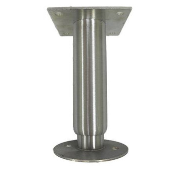 "6"" Stainless Steel Bolt Down Leg - HDW517"